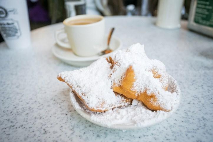 Cafe Du Monde Beignets, New Orleans