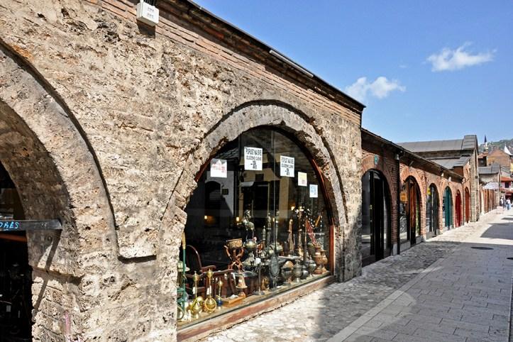 Gazi Husrev Bey's Bezistan, Sarajevo