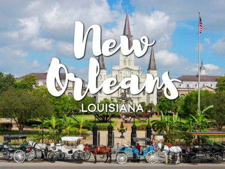 One day in New Orleans Itinerary