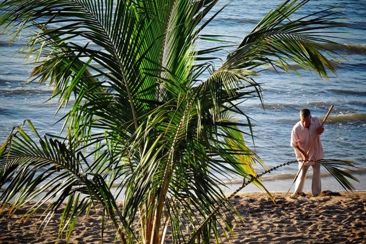 Playa Larga Sandy Beach