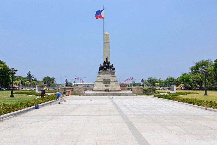 Rizal Monument, Manila