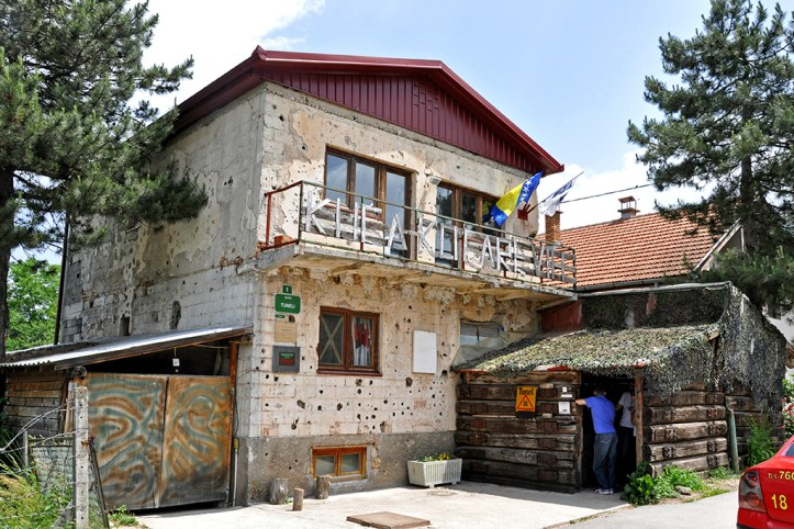 Tunnel Museum, Sarajevo