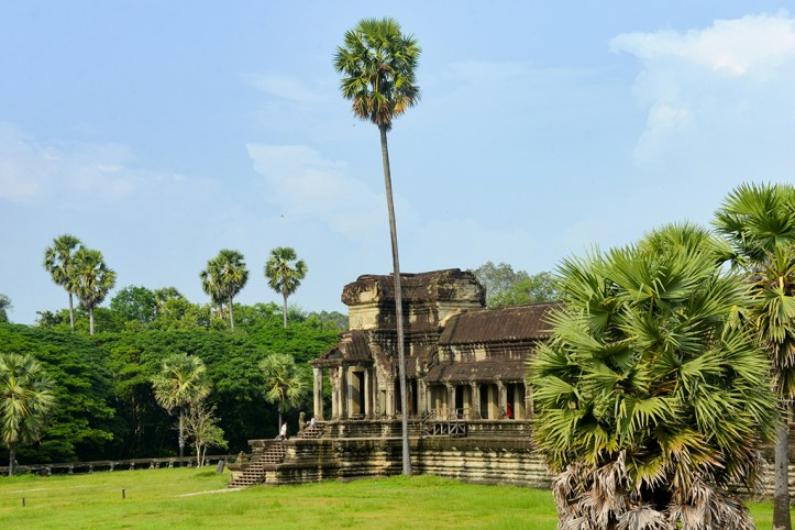 Angkor Wat Site, Siem Reap