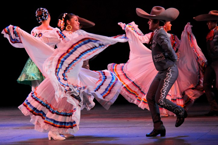 Ballet Folklorico, Mexico City