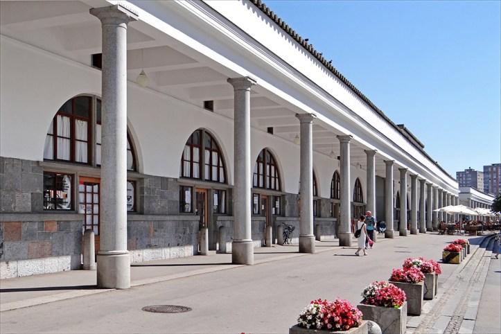 Central Market Ljubljana