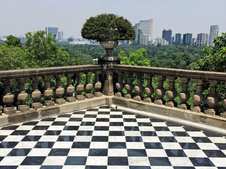 Chapultapec Castle Mexico City