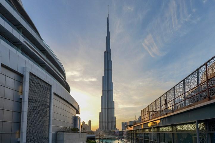 Downtown Burj Khalifa, Dubai