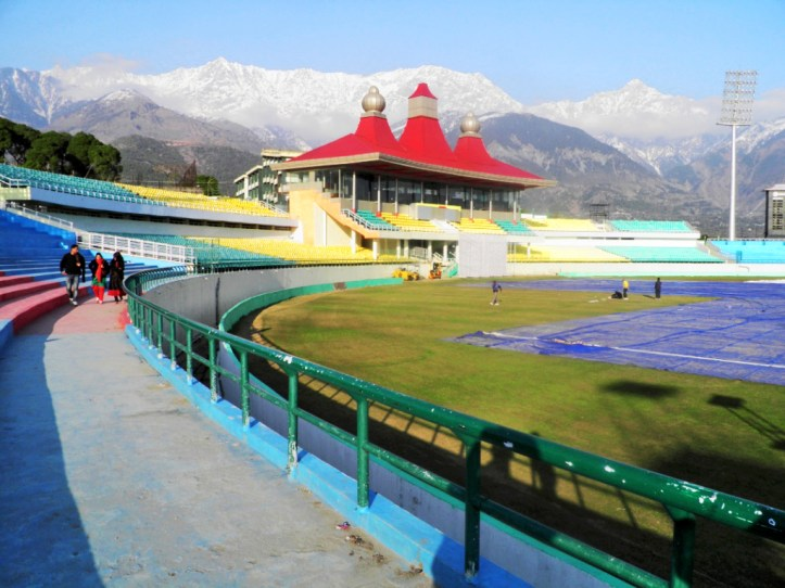 HPCA Cricket Stadium Dharamsala