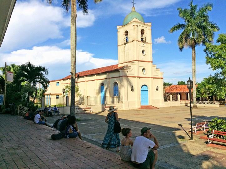 Plaza Jose Marti Vinales