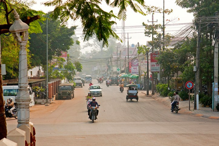 Streets of Siem Reap