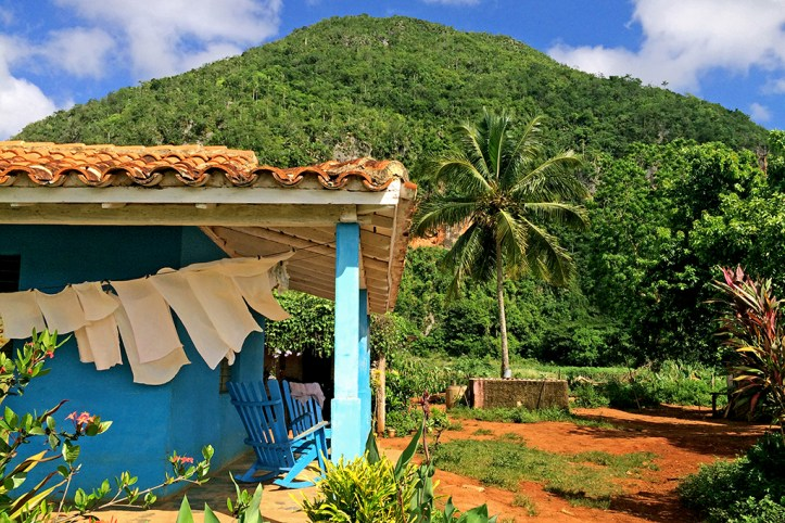 Vernacular Architecture of Vinales