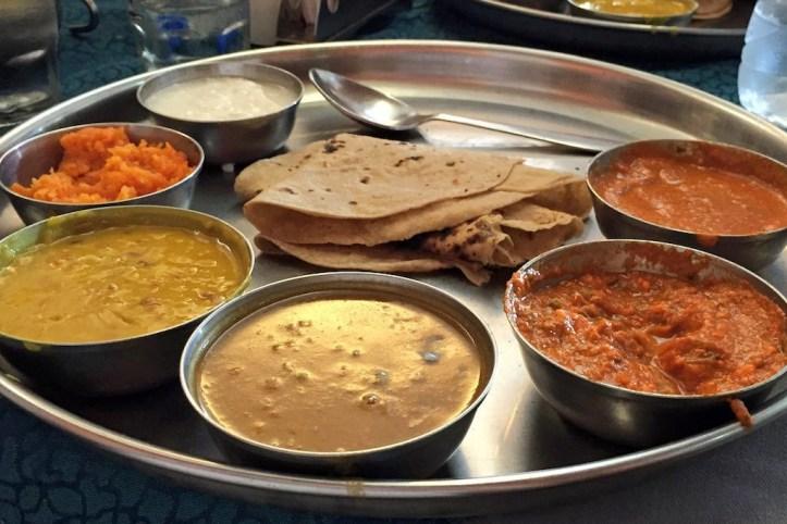 Indian Food, Delhi