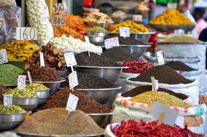Khari Baoli spices