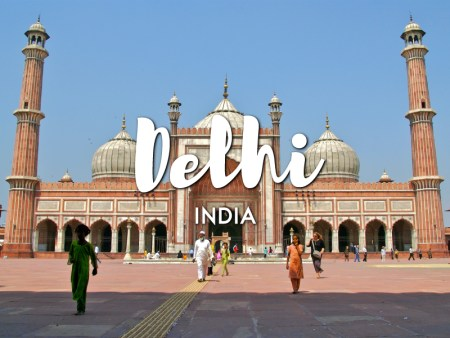 One day in Delhi itinerary