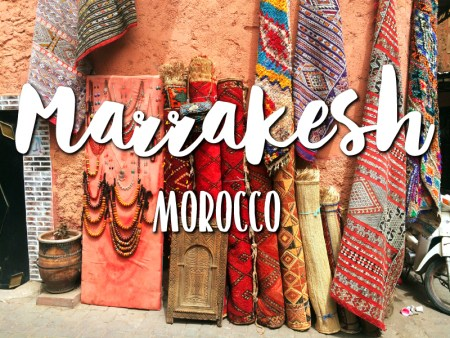 One day in Marrakesh itinerary