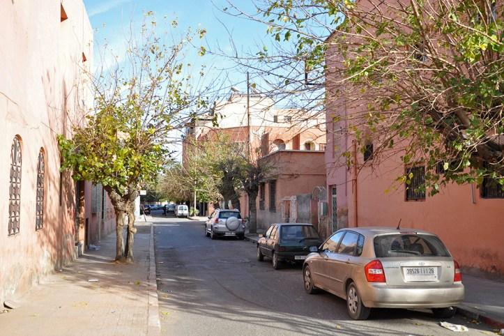 Pink City, Marrakesh