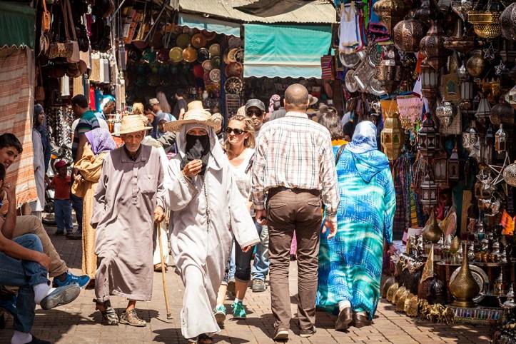 Souks, Marrakesh