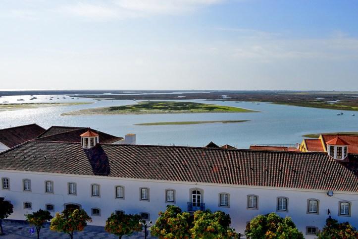 Faro lagoon