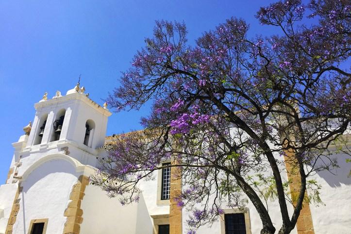 Igreja de Sao Pedro, Faro
