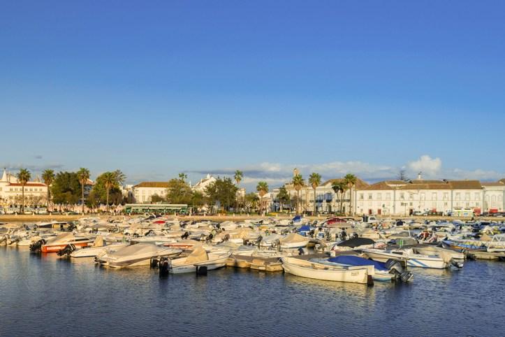 Marina, Faro