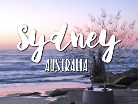 An Alternative Guide to Sydney Australia