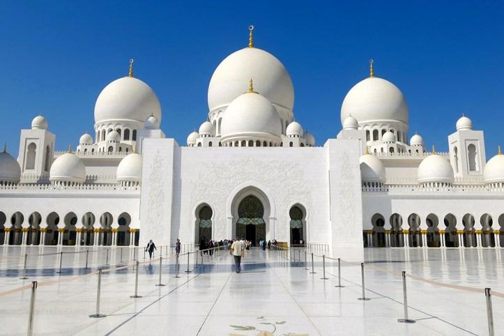 Sheikh Zayed Mosque, Abu Dhabi 2