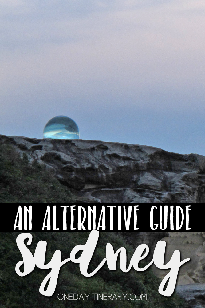 Sydney Australia An alternative guide