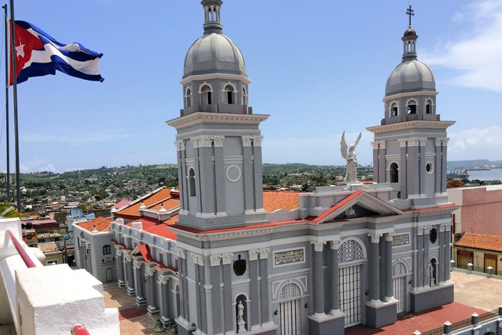 Cathedral of Our Lady of the Assumption, Santiago de Cuba