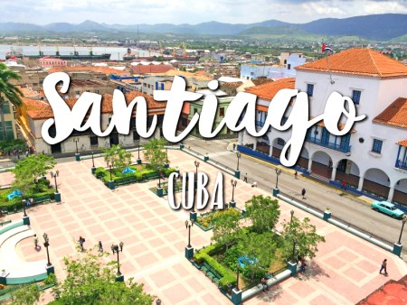 One day in Santiago de Cuba itinerary