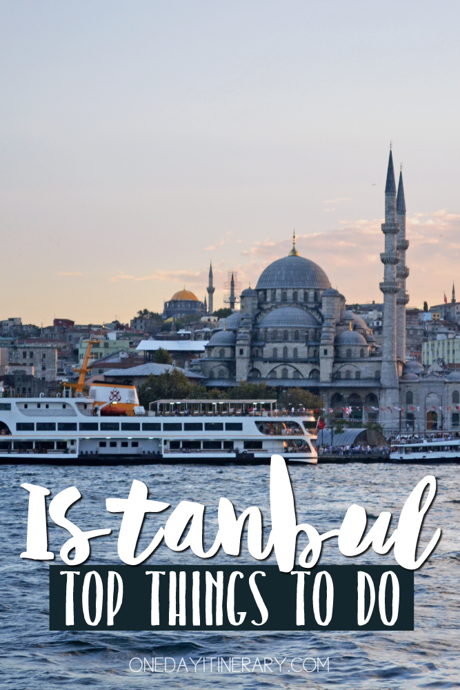 Istanbul Turkey Top things to do