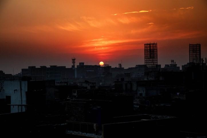 Lahore Sunset