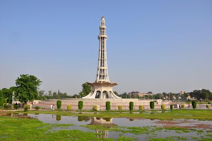 Minar e Pakistan, Lahore