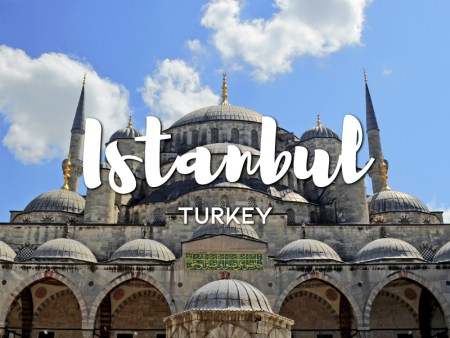 One day in Istanbul Itinerary