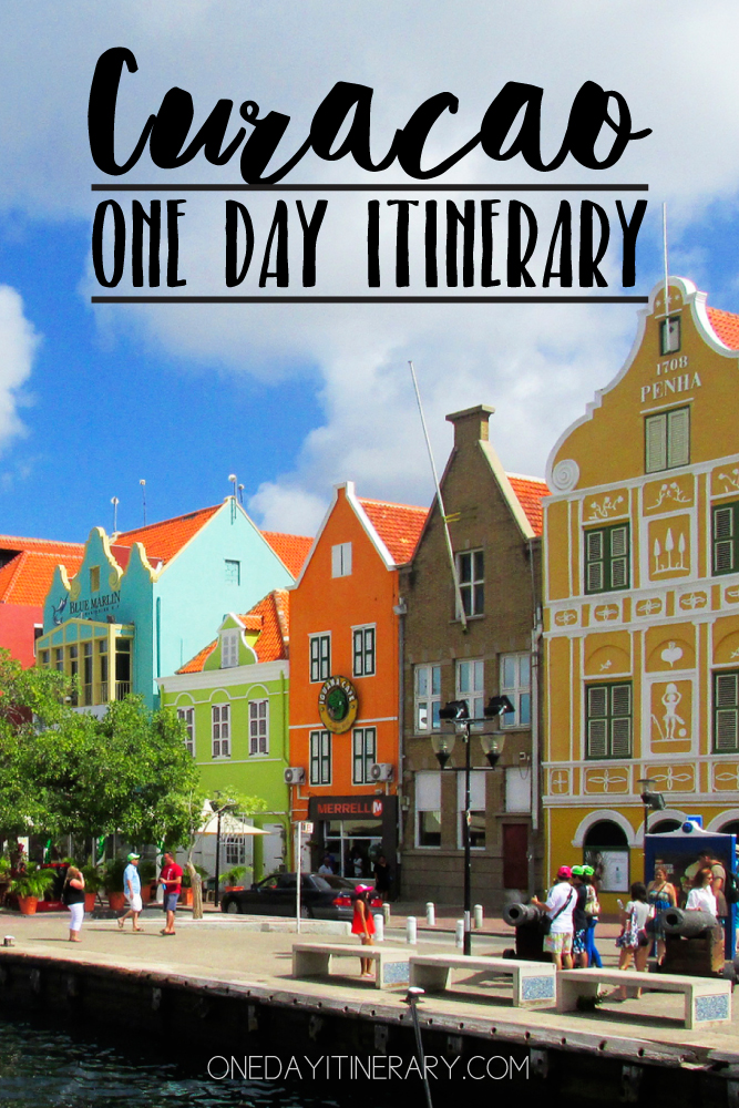 Curacao One day itinerary