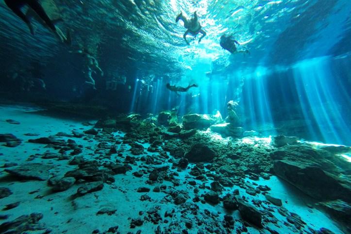 Cenote, Tulum