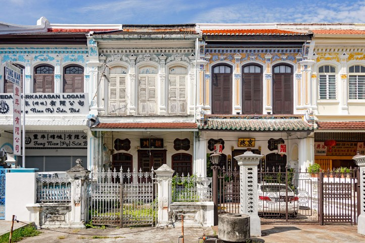 Heritage architecture of George Town, Penang