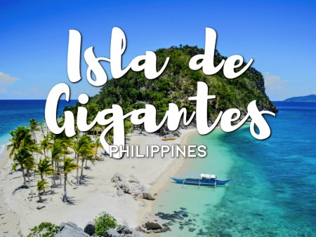 One day in Isla de Gigantes Itinerary