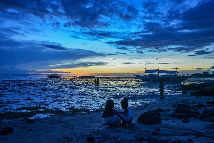 Sunset, Isla de Gigantes