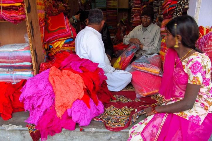 Fabric Street, Jodhpur