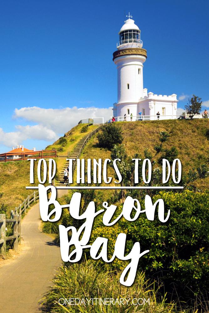 Byron Bay Australia Top things to do
