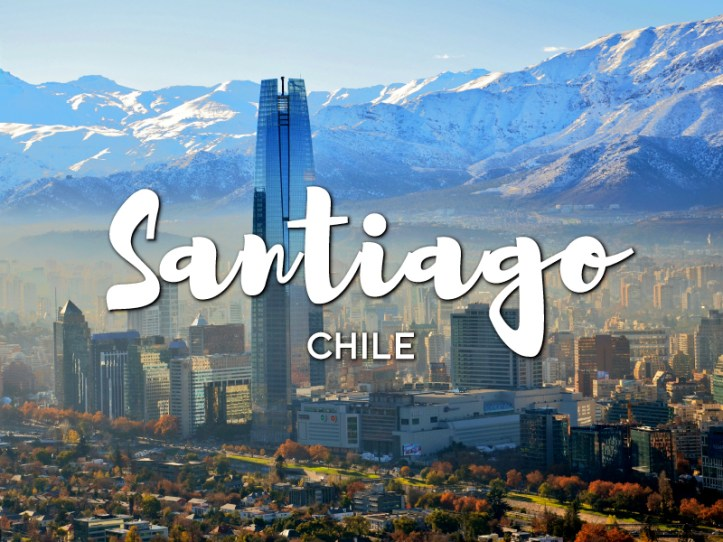 One day in Santiago Itinerary