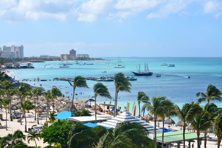Aruba Palm Beach