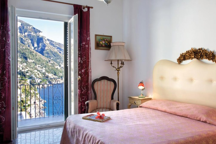 Hotel Reginella, Positano