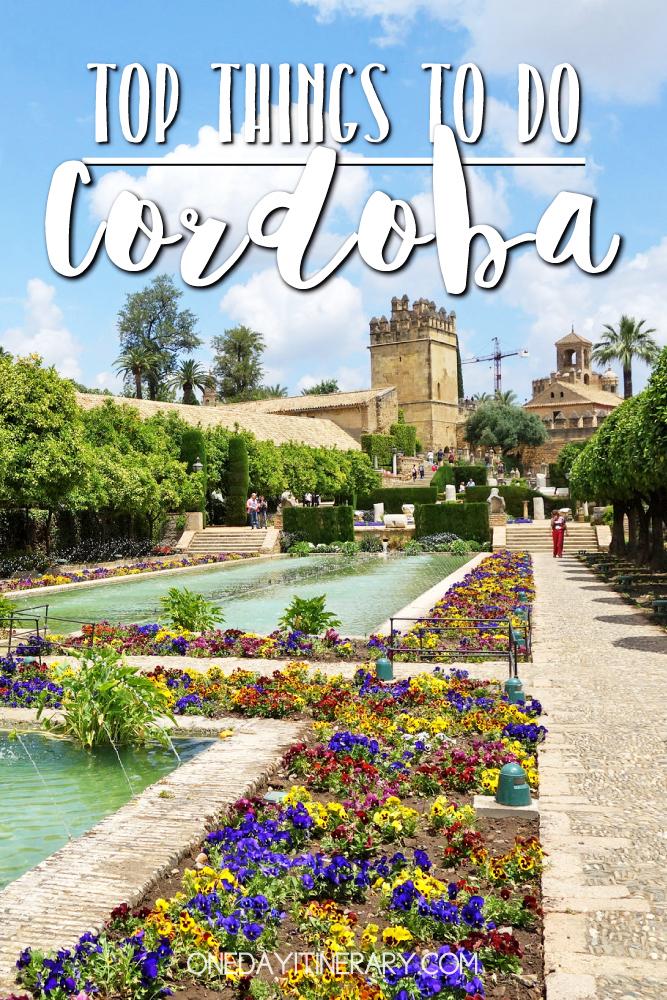 Cordoba Spain Top things to do
