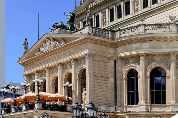 Opera house, Frankfurt