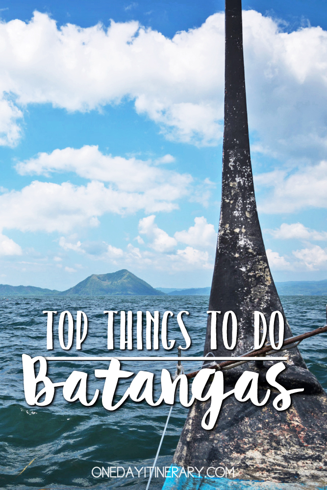 Batangas Philippines Top things to do