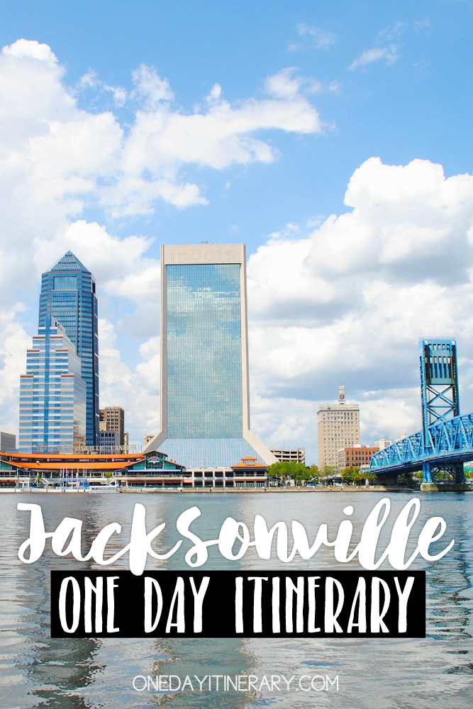 Jacksonville Florida One day itinerary