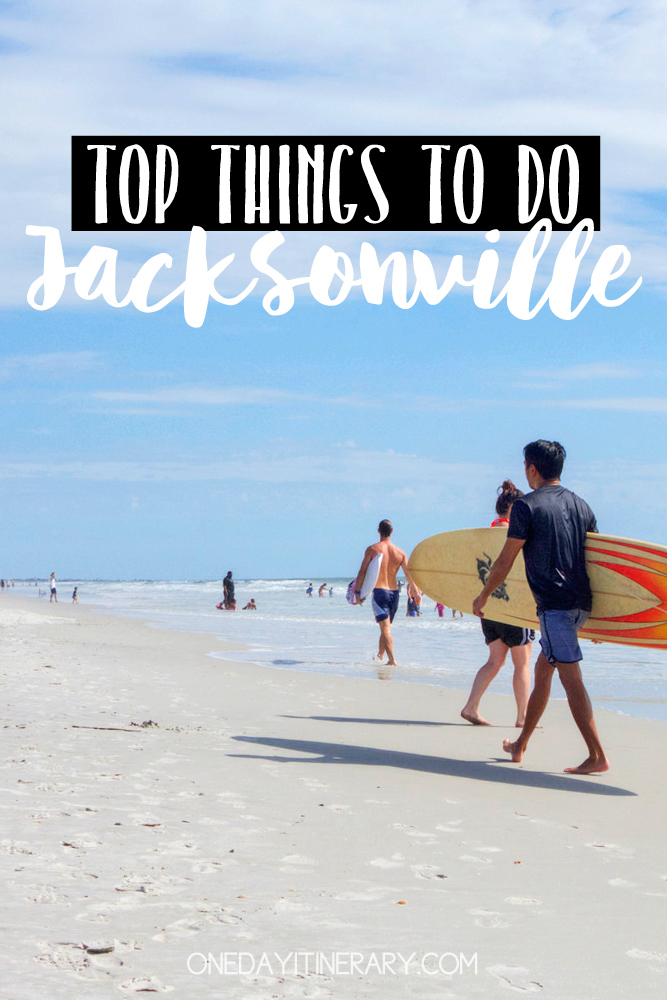Jacksonville Florida Top things to do