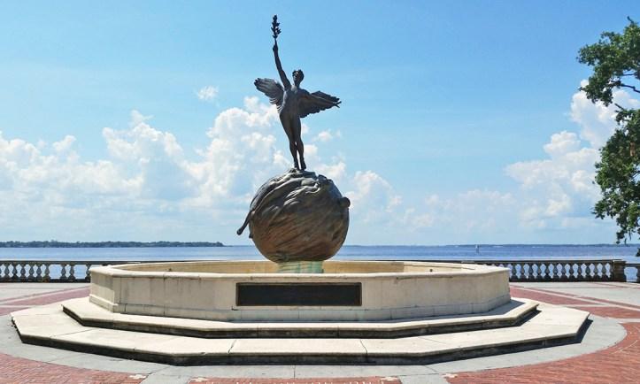 Memorial Park WWI Memoriam