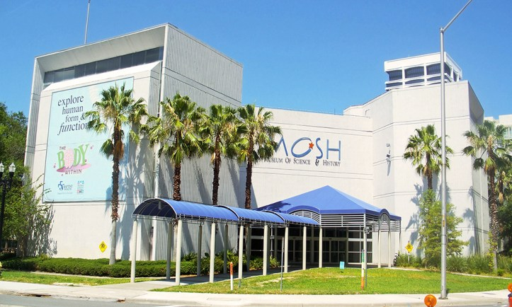 Museum of Science and History Jacksonville